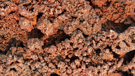 cuprite: natural copper texture as nice natural background