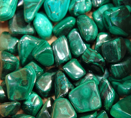 malachite: green malachite mineral texture as nice background
