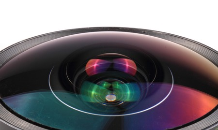 lente de la cámara tan bonita foto de fondo la tecnología