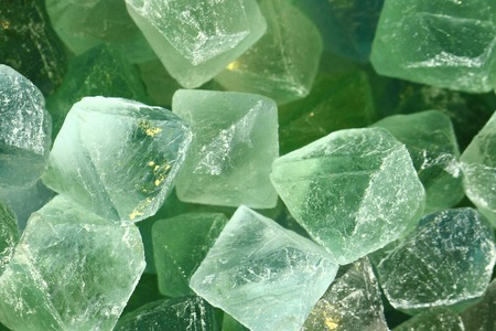 fluorite: green fluorite mineral as nice natural background