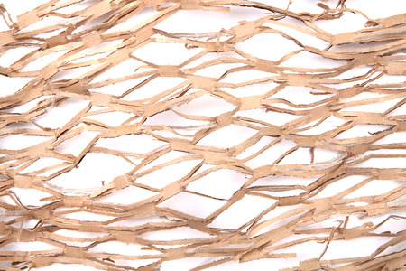 recycled paper texture: recycled paper texture as nice natural background Stock Photo