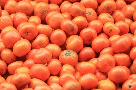 nice food: tangerine fruit as very nice food background