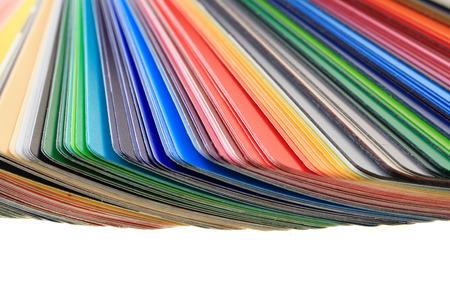 pallette: palette de couleurs texture comme fond tr�s facile Banque d'images
