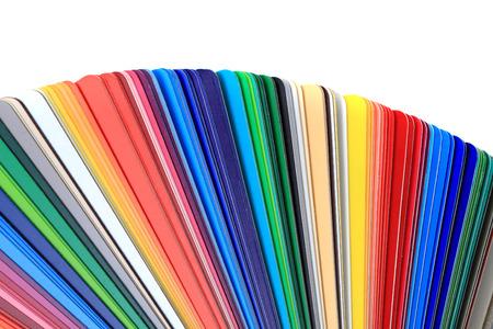 pallette: palette de couleurs texture comme fond très facile Banque d'images
