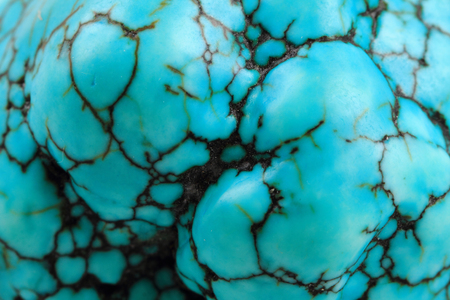 azul turqueza: Textura del azul turquesa minerales como fondo muy agradable