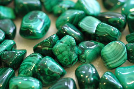 malachite: malachite mineral texture as nice natural background