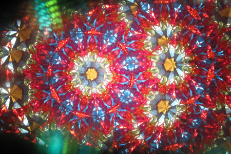background kaleidoscope: color kaleidoscope texture as very nice abstract background Stock Photo