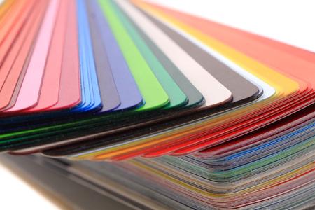 pallette: détail de résumé pallette de couleur joli fond