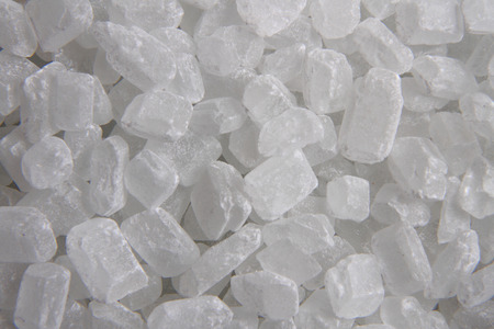 nice food: white sugar crystal texture as nice food background