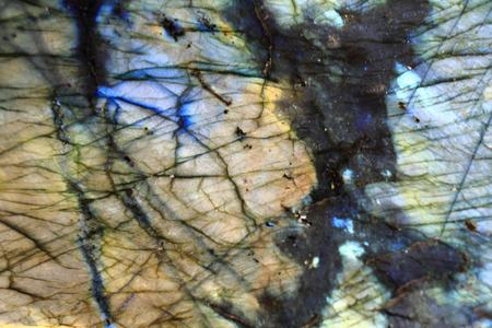 labradorite: labradorite as very nice blue mineral background