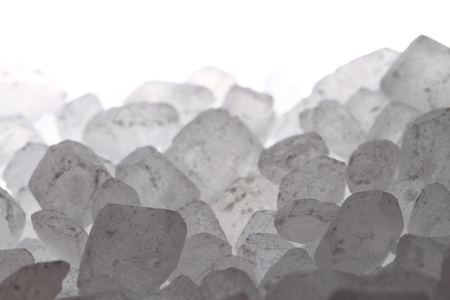 nice food: white sugar crystal texture as nice food background