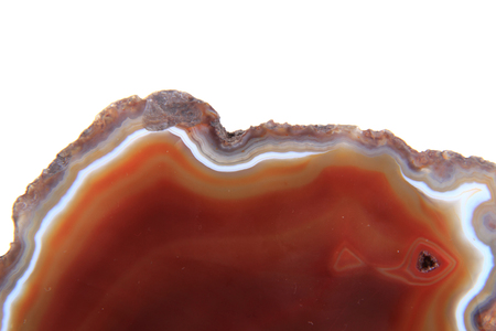 onyx: natural agate texture from the czech republic Stock Photo