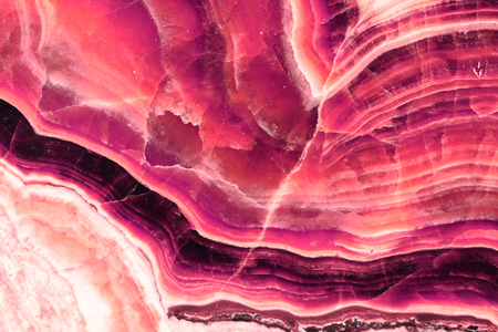 natural agate texture from the czech republic Stock Photo
