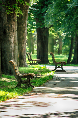 seating area: very nice spring park for your resting