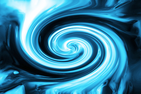 abstract water background generated by the computer