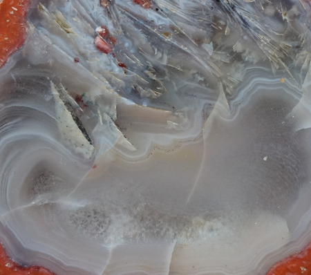 agate mineral texture as very nice background Stock Photo