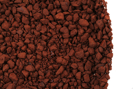 instant coffee texture as very nice natural background