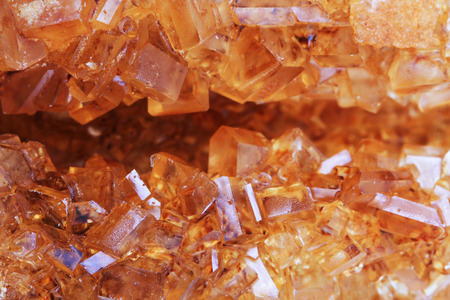 brown sugar texture as very nice food ingredient background 免版税图像