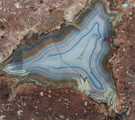 agate mineral texture as nice natural background Stockfoto - 121426702