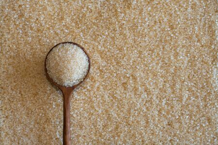 Brown sugar, considered my many to be a healthier alternative to white sugar, gets it rich dark golden colour from molasses.