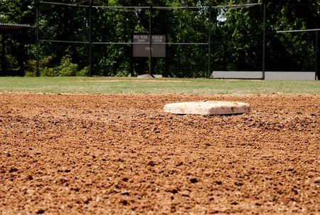 diamond plate: second base