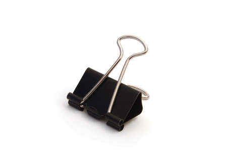 Isolated binder clip