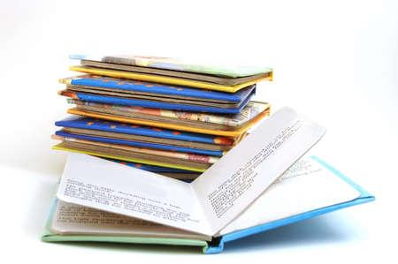 tu puedes: Libro de cuentos - uno abierto, puede a�adir la imagen en el libro