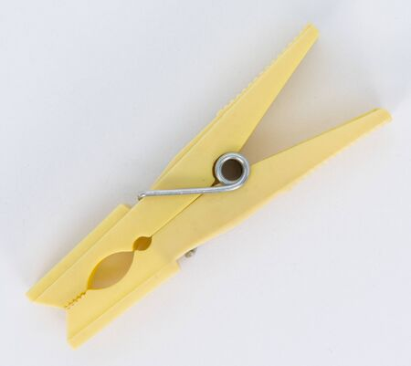 These clothespins are used to hang wet clothes Stok Fotoğraf