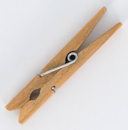 This clip is in every house as it is used to hang clothes