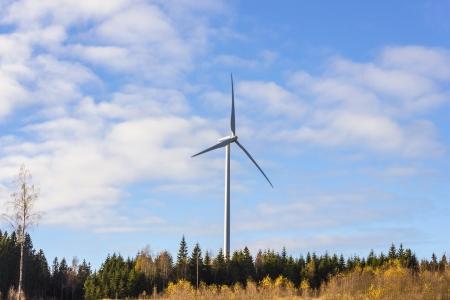 rotative: Electric windmill tower generator