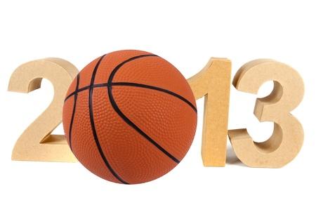 pelota de voley: 2013 en n�meros y una pelota de voley