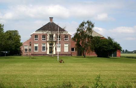 Groningse herenboerderij