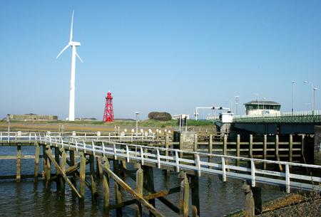 noord: Haven van Den Oever