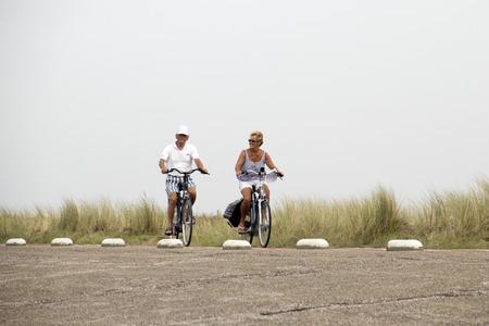 Nederland, Zeeland, Brouwersdam, -augustus 2017: vrijetijdsbesteding, sport en plezier op de Brouwersdam, de zevende structuur van de Deltawerken van Nederland