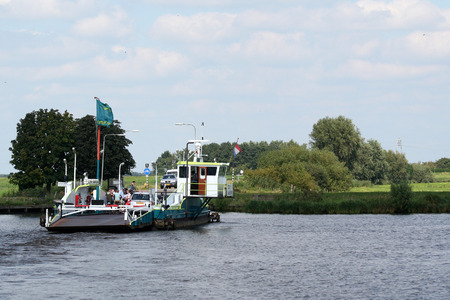 Netherlands,Overijssel,Genemuiden,Zwarte water,july 2016: 