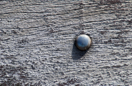 Netherlands,North Holland,Marken, june2016: close up of old weathered wood