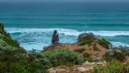 Cape Naturaliste Trail near Dunsborough, Western Australia