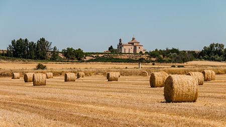Einsiedler von San Isidro Ribera del Duero Spanien Standard-Bild - 71866080