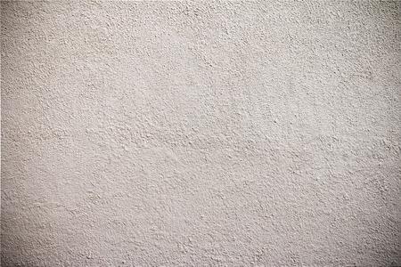 Verputzte Wand mit Zement und Sand Standard-Bild - 70203483