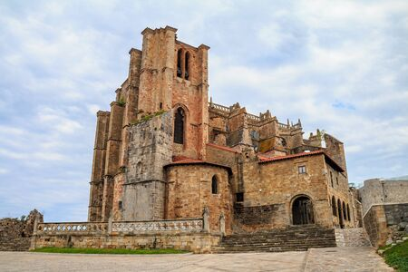 Church of Our Lady of the Assumption Castro Urdiales Spain