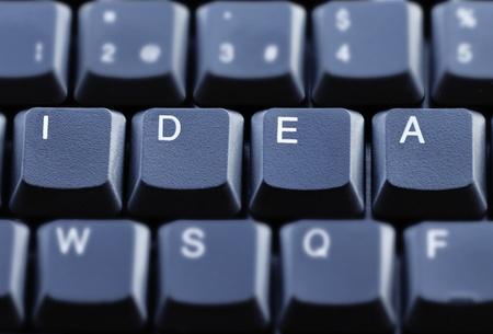 occurrence: keyboard idea