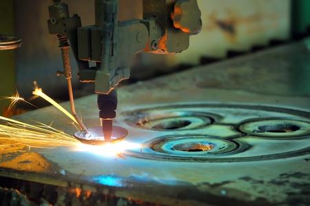 industrial laser Stock Photo - 11845295