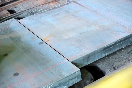 hot steel laser measure photo