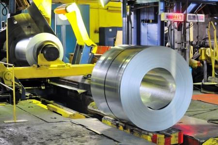 rolls of steel sheet Stock Photo - 16478551