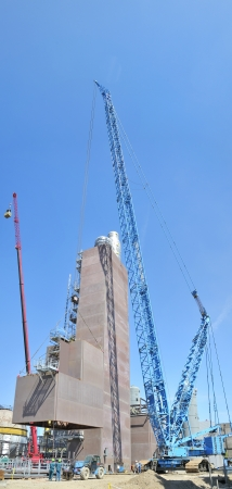 giant crane Stock Photo - 20778325