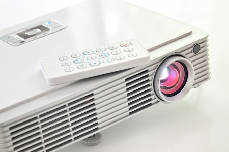 led projector Stock Photo - 16474814
