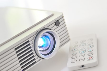 led projector Stock Photo - 16474491