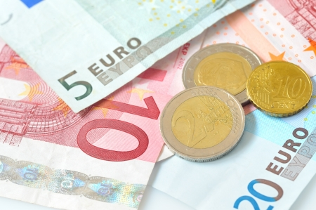 euro money Stock Photo - 16477154