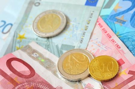 euro money Stock Photo - 16477592