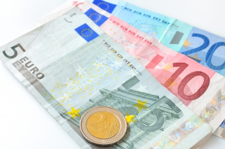 euro money Stock Photo - 16477793